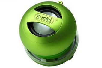 X-mini II震撼迷你喇叭(綠)