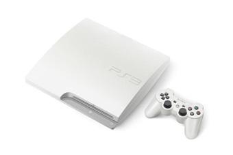 PS3 160GB 主機 白