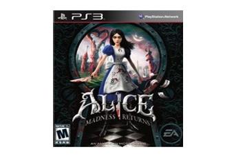 愛麗絲驚魂記︰瘋狂再臨(BEST) -PS3亞洲英文版
